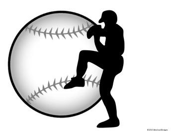 Baseball Signs (Black and White)