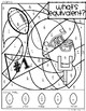 Football Simplify Fractions Coloring page (no prep)