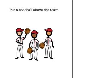 Baseball Spatial/Linguistic Concepts