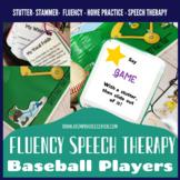 Baseball Speech Fluency