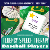 Baseball Speech Fluency