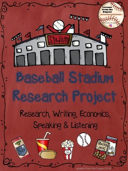 Baseball Stadium Research Project - ELA, Baseball, and Economics