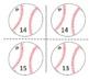 Baseball Subtraction Match