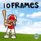 Baseball Ten Frames
