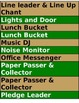 Baseball Theme Class Jobs Clip Chart