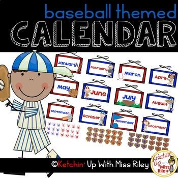 Baseball Theme Classroom Decor {Bundle} (EDITABLE)