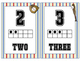 Baseball Theme Classroom Decor Pack