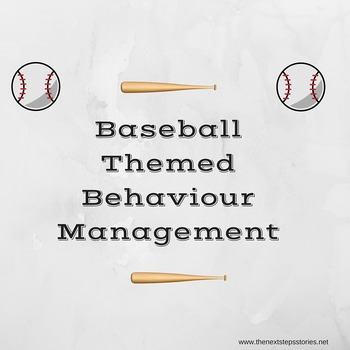 Baseball Theme Classroom Management