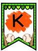 Baseball Themed Alphabet Banner & Pennant Set!