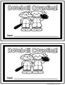 Baseball Unit: Activities & Center