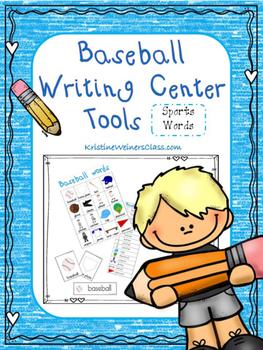 Baseball Writing Center Tools: Sports Words