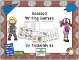 Baseball Writing Centers