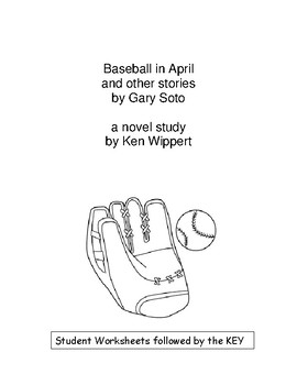 Novel Study: Baseball in April