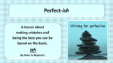 Based on ISH PERFECTIONISM SELF-TALK MAKING MISTAKES SEL L