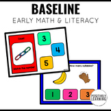 Baseline Assessment Boom Cards