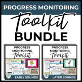 Baseline Data & Progress Monitoring BUNDLE w/ NO-PRINT #sept2018slpmusthave