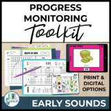 Speech Progress Monitoring Toolkit - Articulation Data Collection: Early Sounds