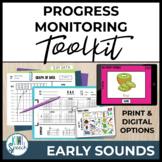 Baseline Data & Progress Monitoring Pack: Articulation Ear