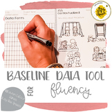 Baseline Data Tool for Fluency | Stuttering