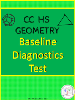 Baseline Diagnostic HS Geometry Test