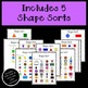 Basic 2D Shapes Sorting