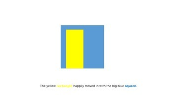 Basic 2D Shapes- a PowerPoint Story