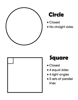 Basic 2D shapes
