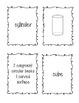 Basic 3D Shape Cards
