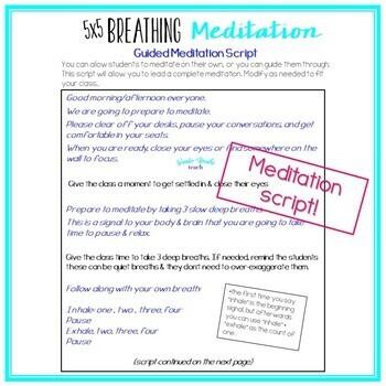 Back to School Meditation for the Teenage Mind