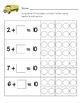 Basic Addition Worksheet Set - Back to School