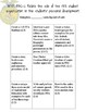 Basic Agricultural Science Unit Choice Mats