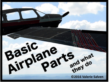a980c95e501 Airplanes—Basic Airplane Parts—ailerons