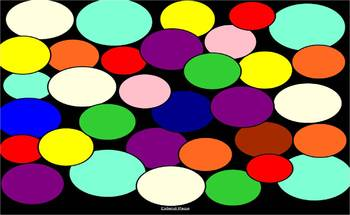 Basic Algebra Koosh Ball SMARTBoard game