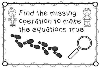 Basic Algebra: Missing additon and subtraction symbols