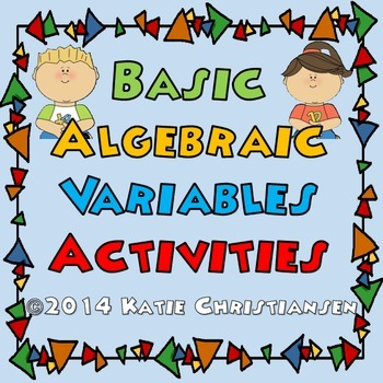 Basic Algebra Pack with One Variable
