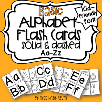 letter flash cards online