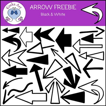 Basic Arrows FREEBIE