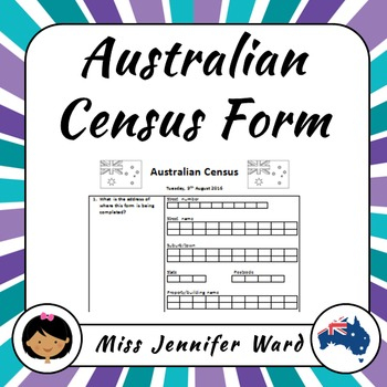 Basic Australian Census
