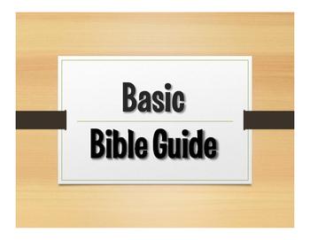 Basic Bible Guide