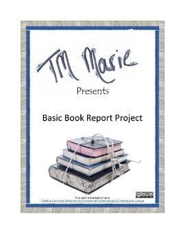 Basic Book Report Project
