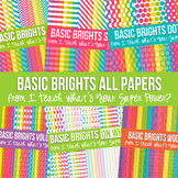 Basic Brights All Papers
