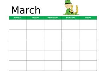 Basic Calendars