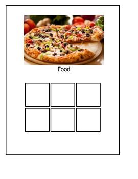 Basic Categories Match Up