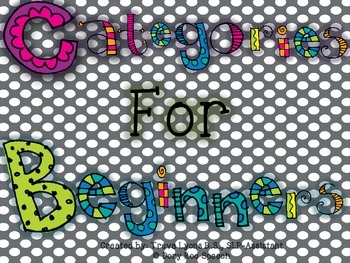 Basic Categories for Beginners!