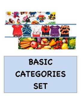 Basic Categories set