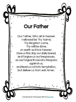 Basic Catholic Prayers