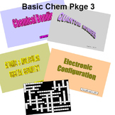 Basic Chemistry Package 3