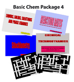 Basic Chemistry Package 4