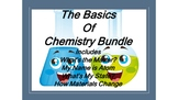 Basic Chemistry Bundle with Hands-On Activities