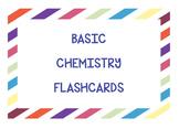 Basic Chemistry Flashcards
